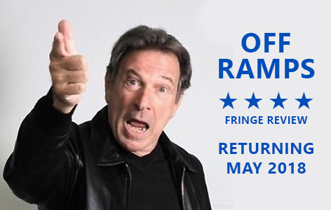 Off Ramps - **** Fringe Review - Returning this summer