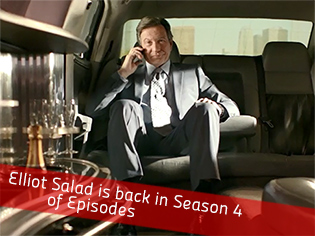 Elliot Salad is back in Season 4 of Episodes
