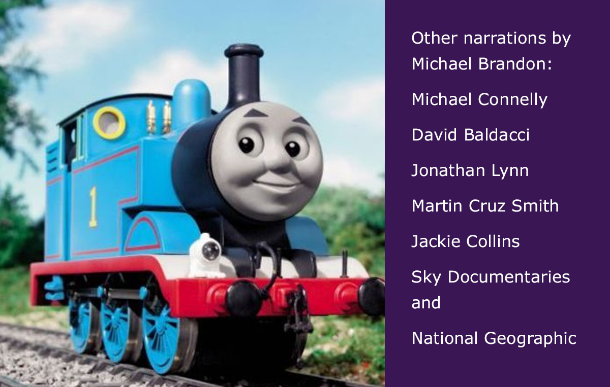 Thomas Tank Engine and Friends - US Version Audio by Michael Brandon