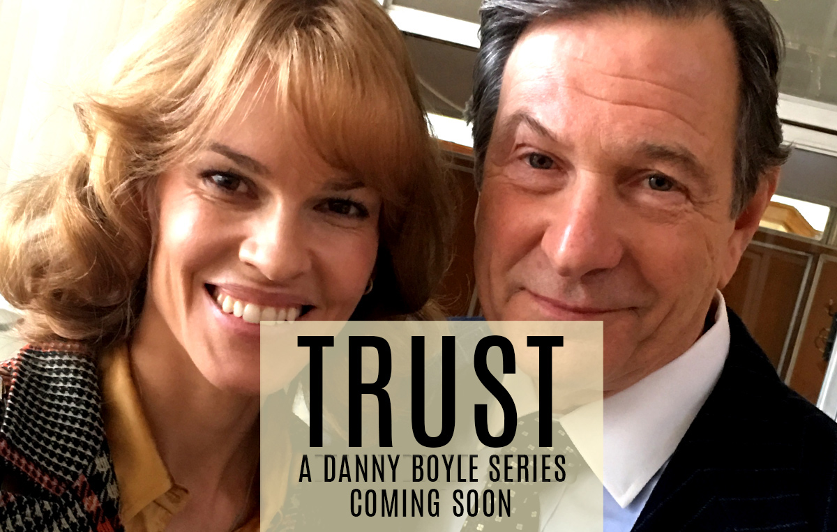 TRUST - A Danny Boyles Series - Coming Soon